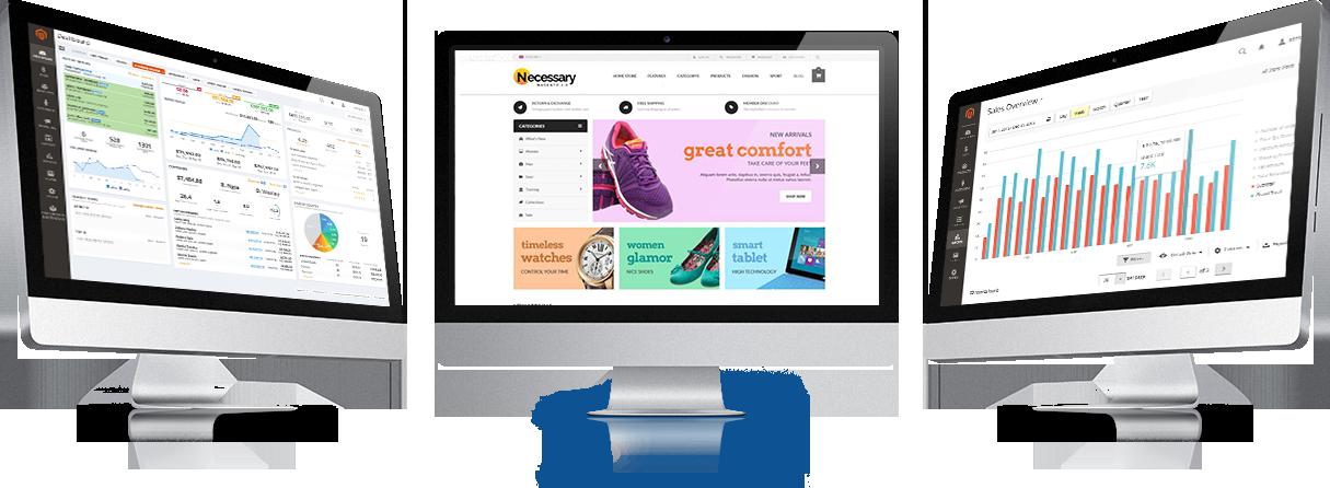 e-handelsplattform