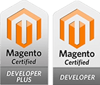 magento utvecklare licensierade