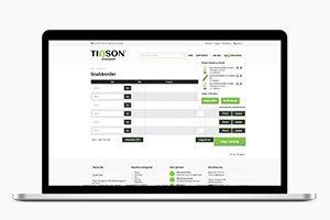 tiason e-handel