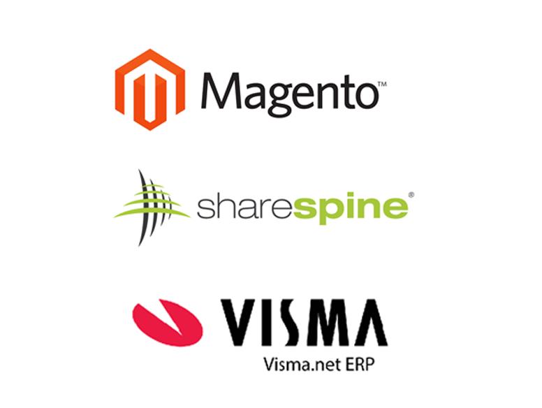 Visma.net Sharespine Magento