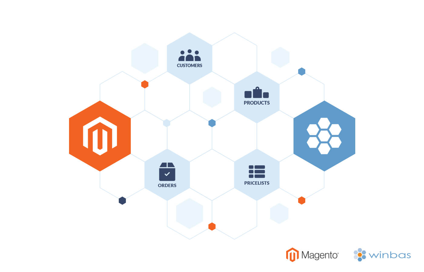 Winbas Connect Magento E handel